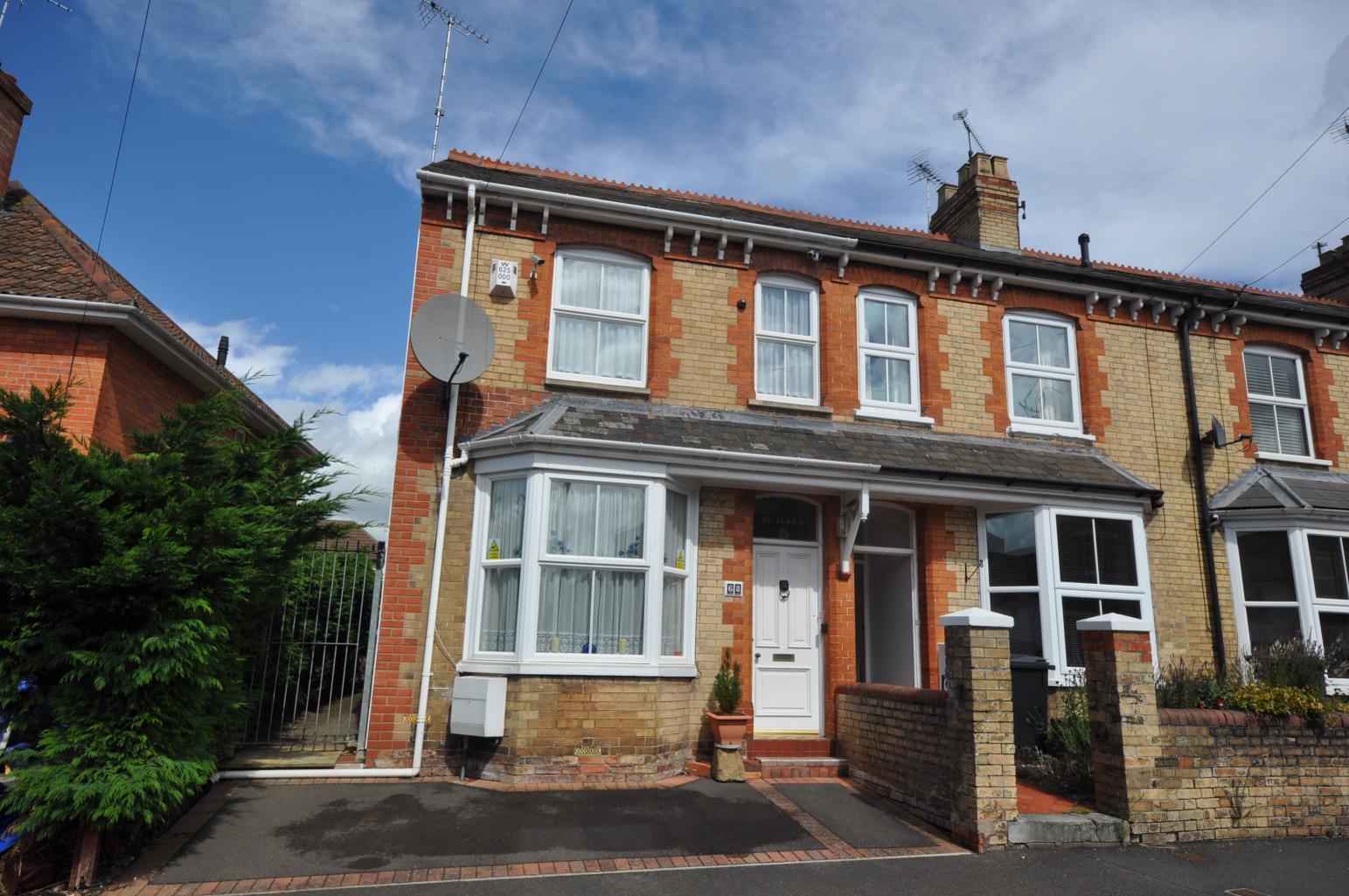 Cyril Street West, Taunton